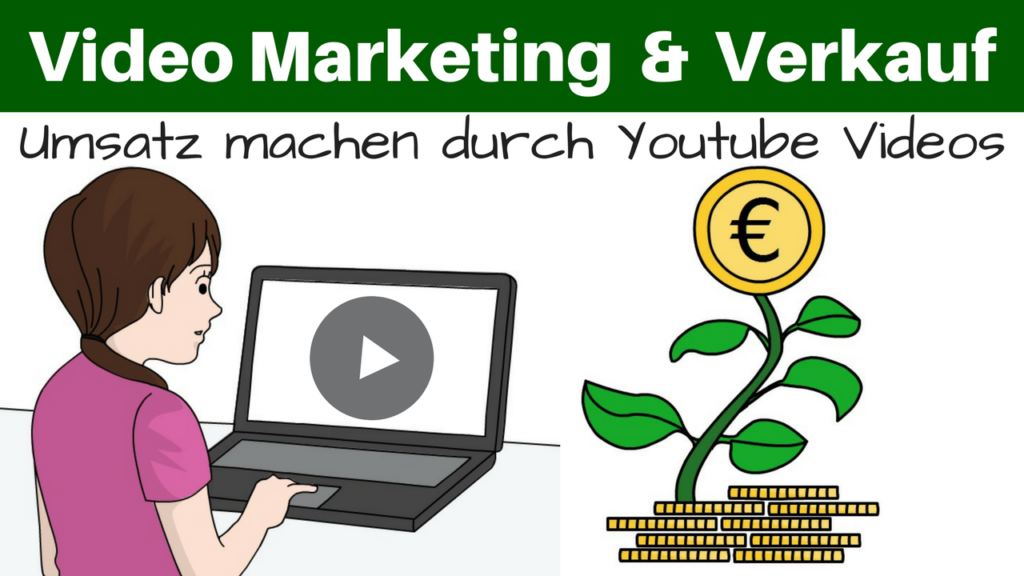 Umsatz durch Video Marketing
