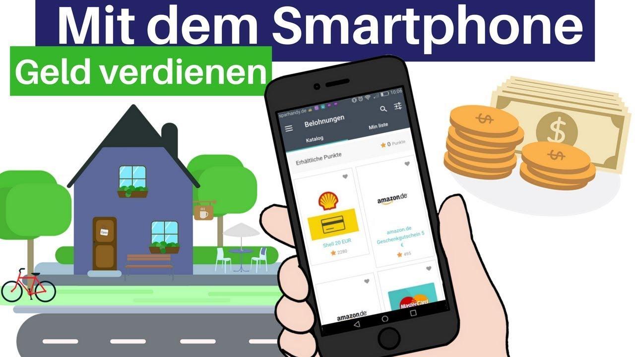 Mit Welcher App Kann Man Geld Verdienen