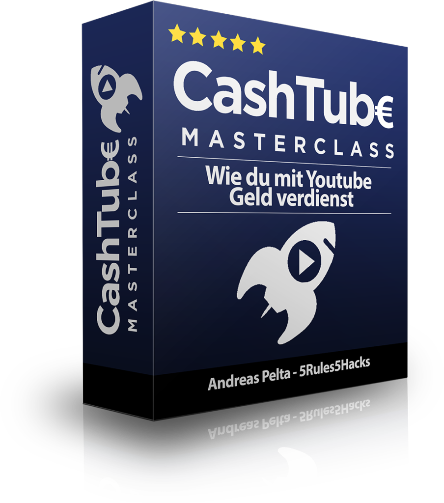 Cover Cashtube Masterclass