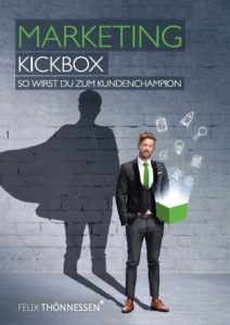 Marketing Kickbox kostenloses Business Buch Thönessen